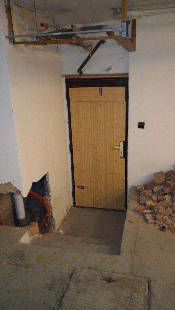 Sklepy - místnosti